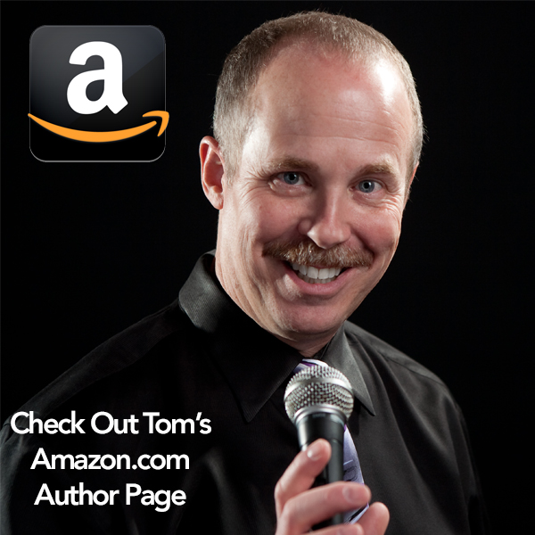 Check Out Tom's Amazon.com Author Page