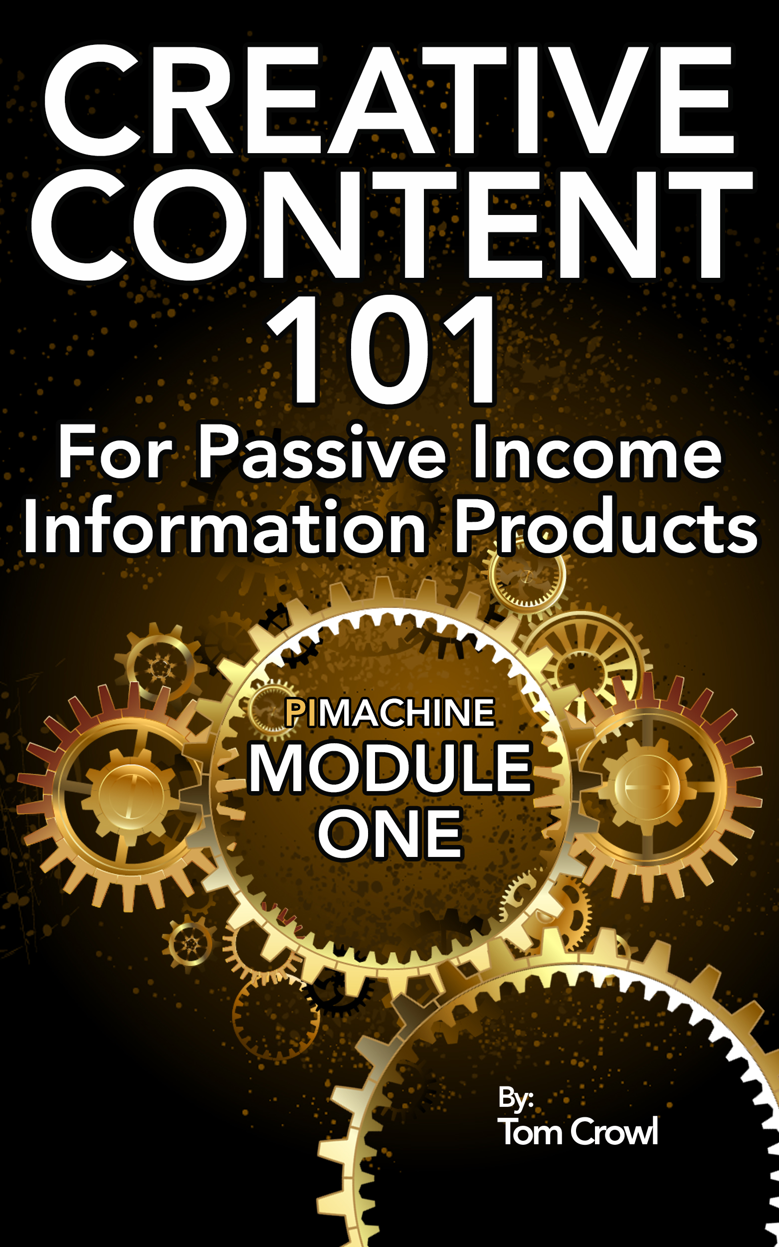 Create Passive Income Information Products